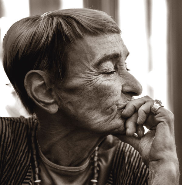Bakom Alfons – Gunilla Bergström in på livet
